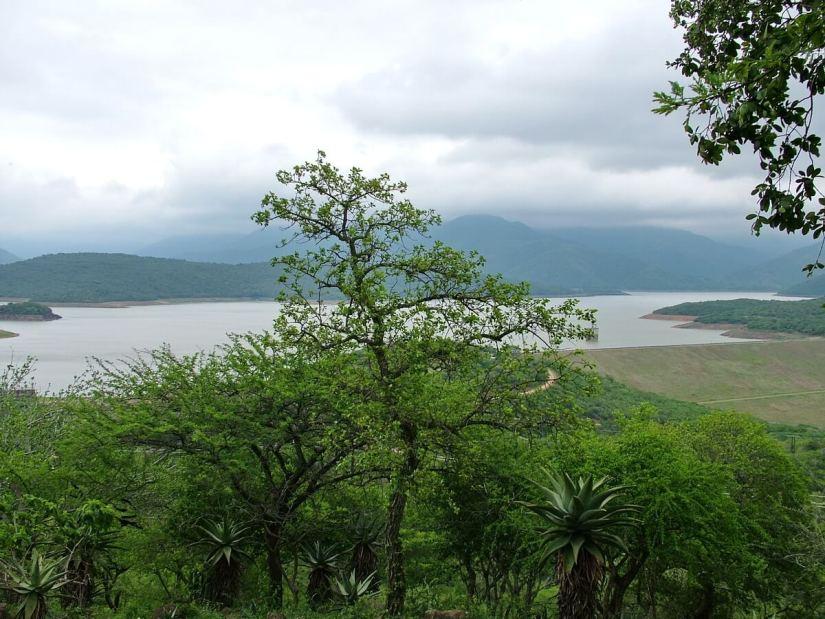 lake phobane, shakaland, kwazulu-natal, south africa