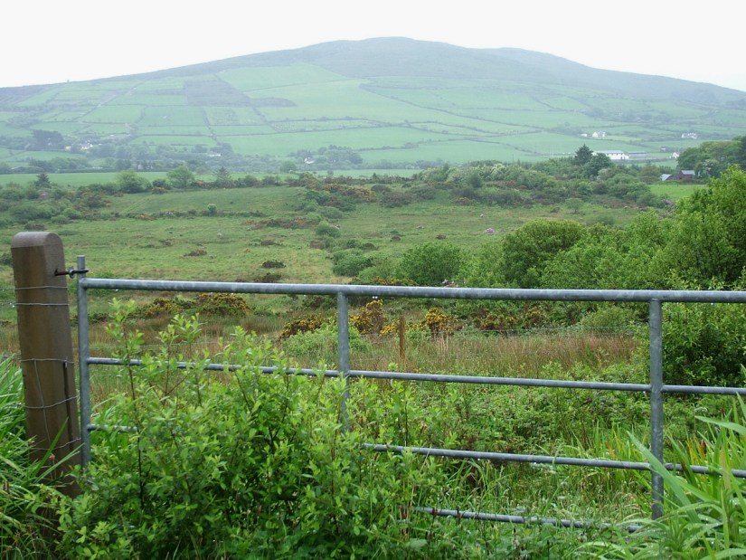 countryside, ring of kerry, ireland
