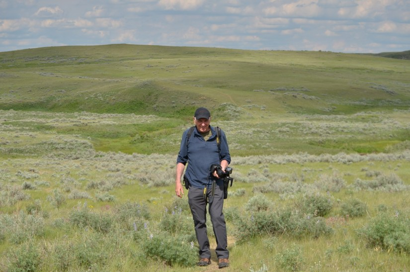 bob, valley of 1000 devils route, grasslands national park east block, saskatchewan