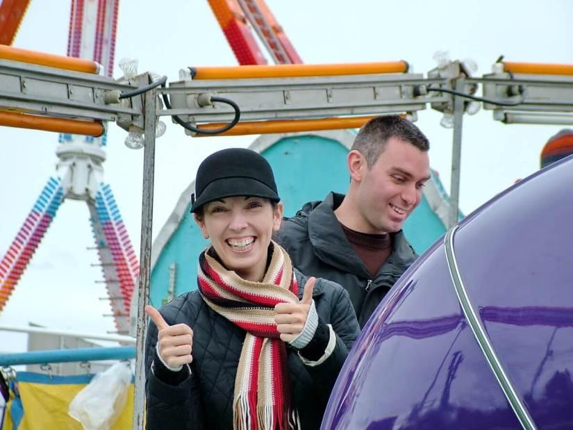 happy people at markham fair, markham, ontario, 2010