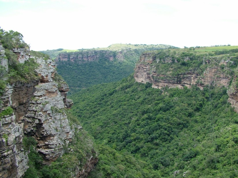 zip lines, oribi gorge, south africa