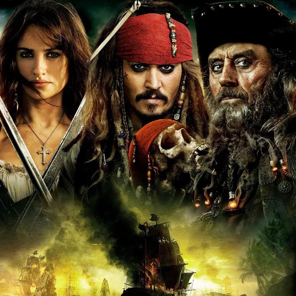 Pirates Of The Caribbean On Stranger Tides 2011 Frametrek