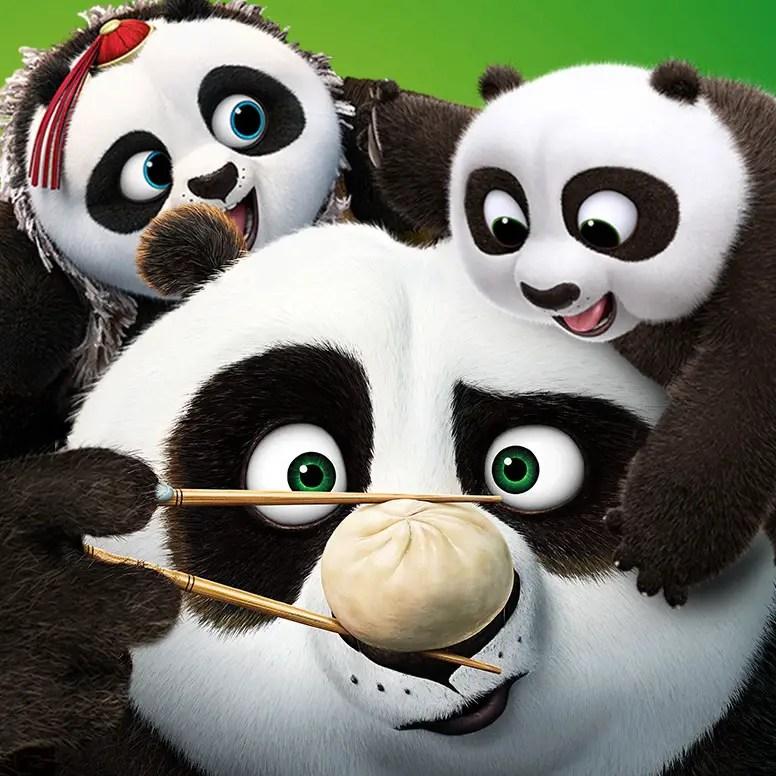Kung Fu Panda 3 2016 Frametrek