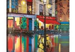 Paul Kenton Paris Cafe 2