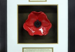 Corps-of-Royal-Engineers-Framed-Poppy