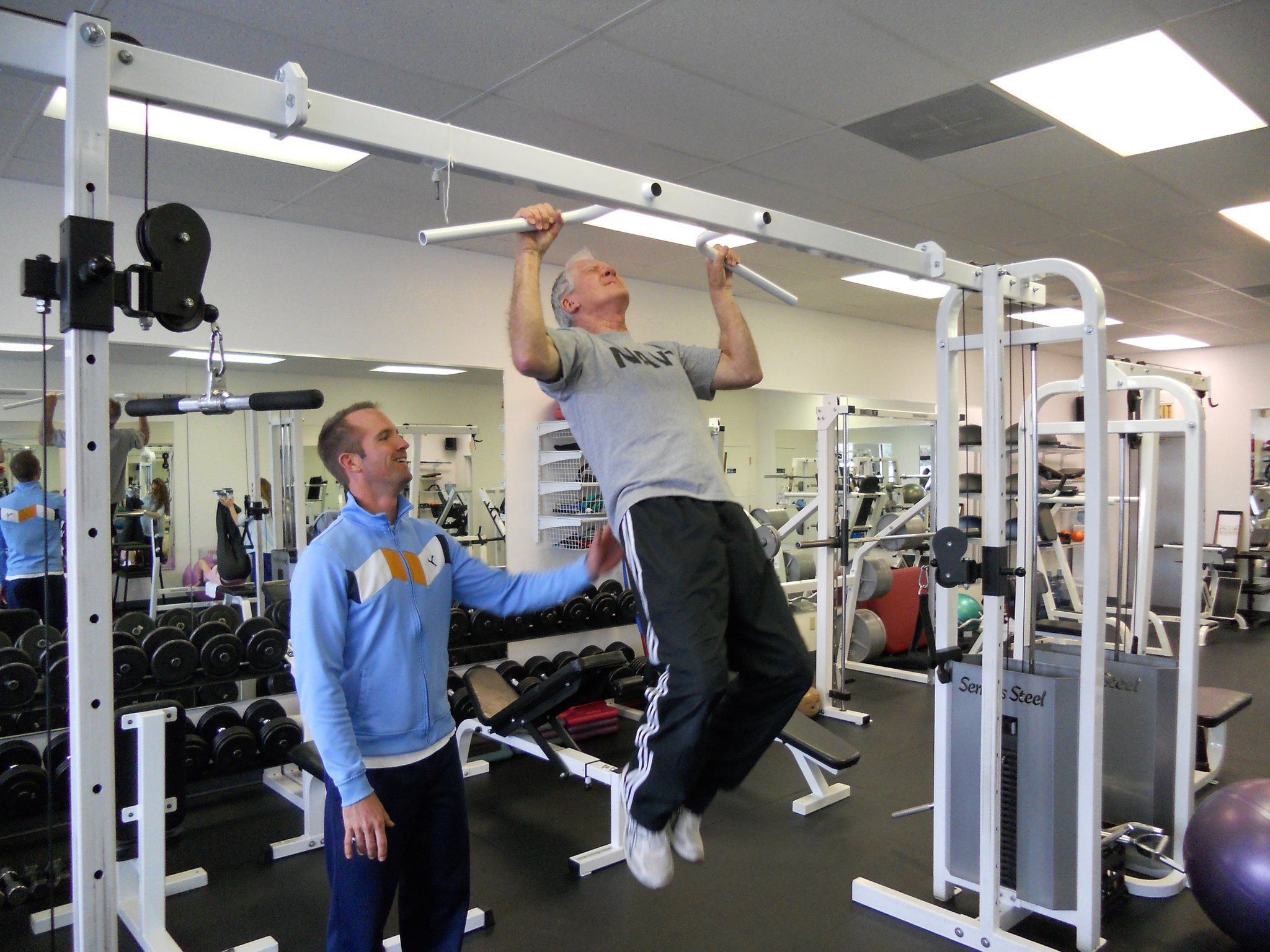The Right Personal Trainer For Seniors In Reno Framework Personal Training Reno Nv