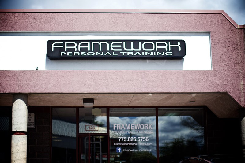 Framework Personal Training - Reno, NV Contact Contact  Framework Personal Training - Reno, NV framework Contact