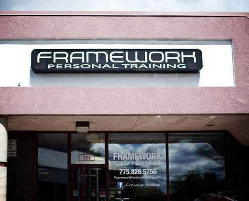 Framework Personal Training - Reno, NV framework 6 Benefits of Working with a Personal Trainer