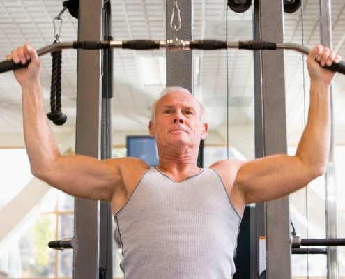 Framework Personal Training - Reno, NV senior-workout Seniors Need Strong Cores Too - Here's Why