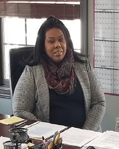 Helen Plant, Deputy Executive Director