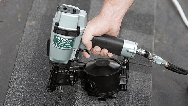 Pro-Roofing-Nailer, Must-have tools for homeowners