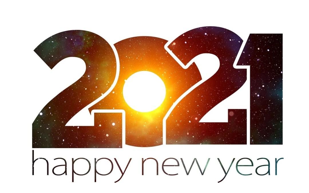 Buon Anno a tutti!