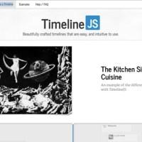 Herramientas para el periodismo de datos: tutorial TimelineJS