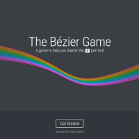 Aprende jugando con The Bézier Game