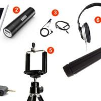 Kit para periodismo móvil por menos de 100 euros
