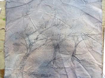 frixion sketch