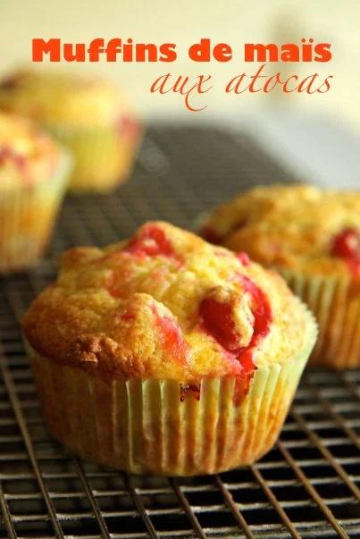 muffin aux atocas