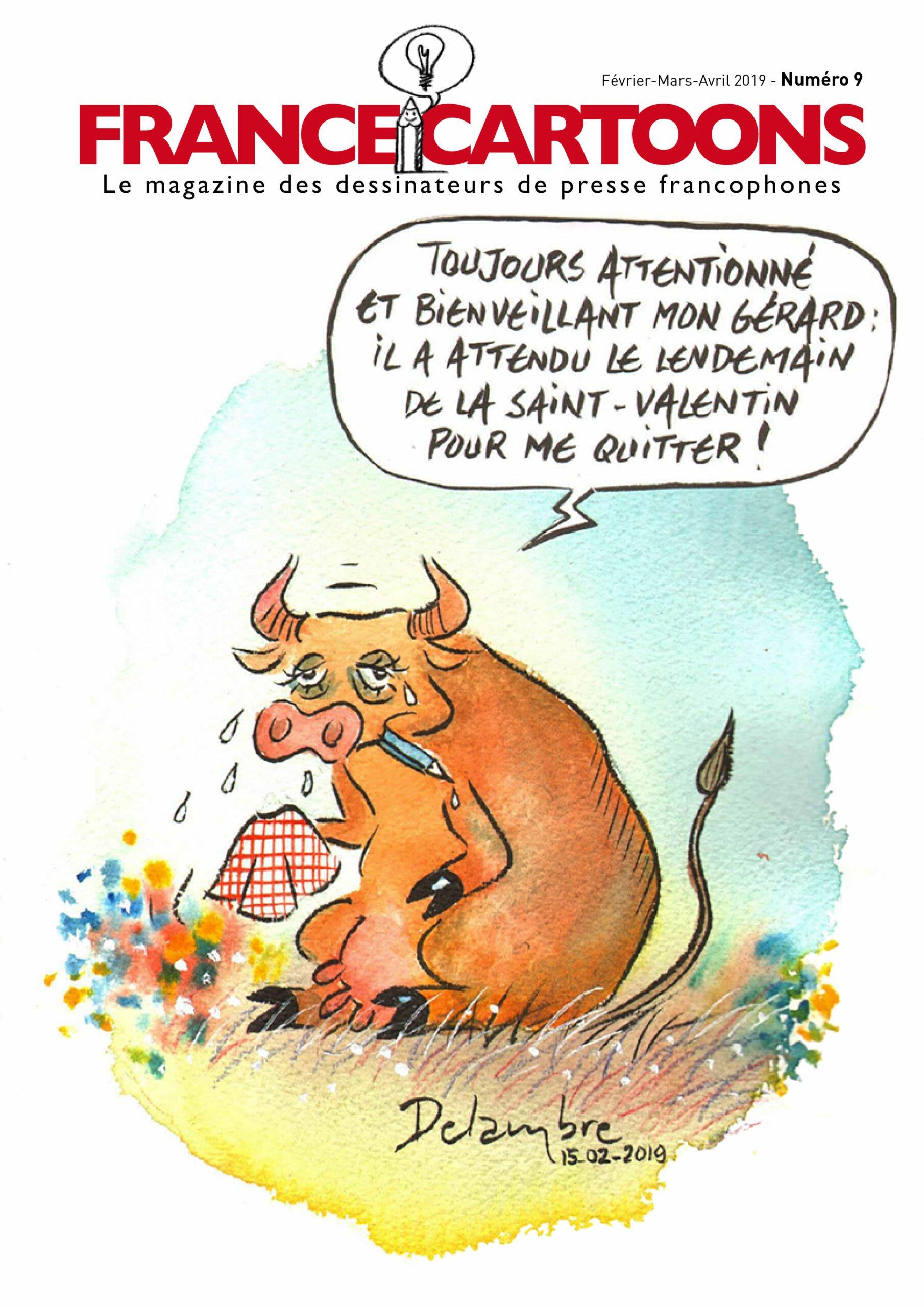 France-Cartoons n°9