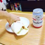 【BUN'Sキッチン】今宵は「バトルシップ」だ!チキンブリトー作ろうぜ♪