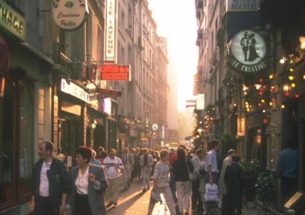 Улицы Франции Фото