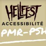 Découvrir  le PMR du hellfest en vidéo !!!