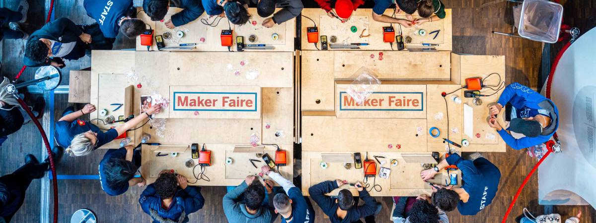 Maker Faire featured image