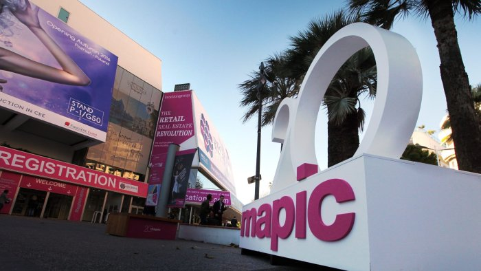 MAPIC event in Cannes, France