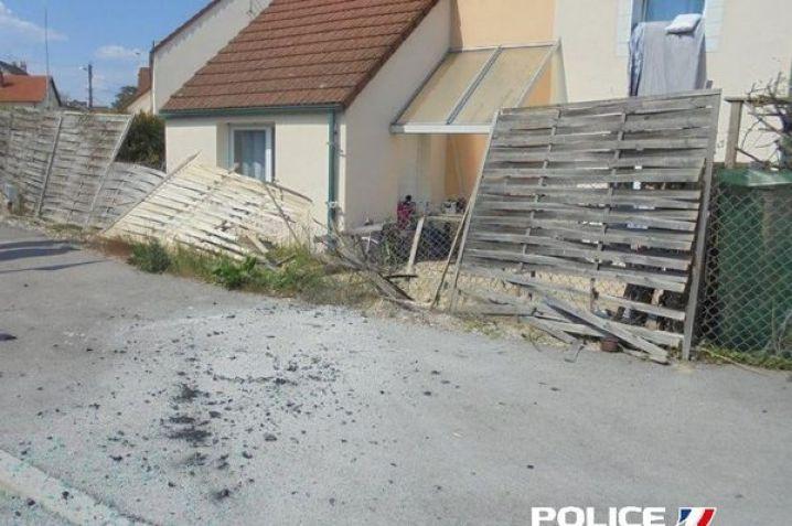 L'agression raciste s'est déroulée devant ce pavillon à Dole dans le Jura.