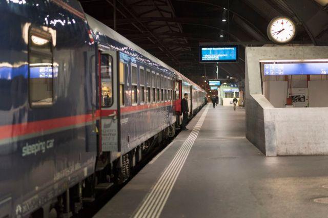 Strasbourg : le nouveau train de nuit reliant Paris à Vienne desservira la gare le 13 décembre