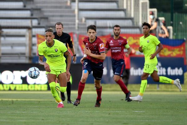 clermont foot un match sans but pour