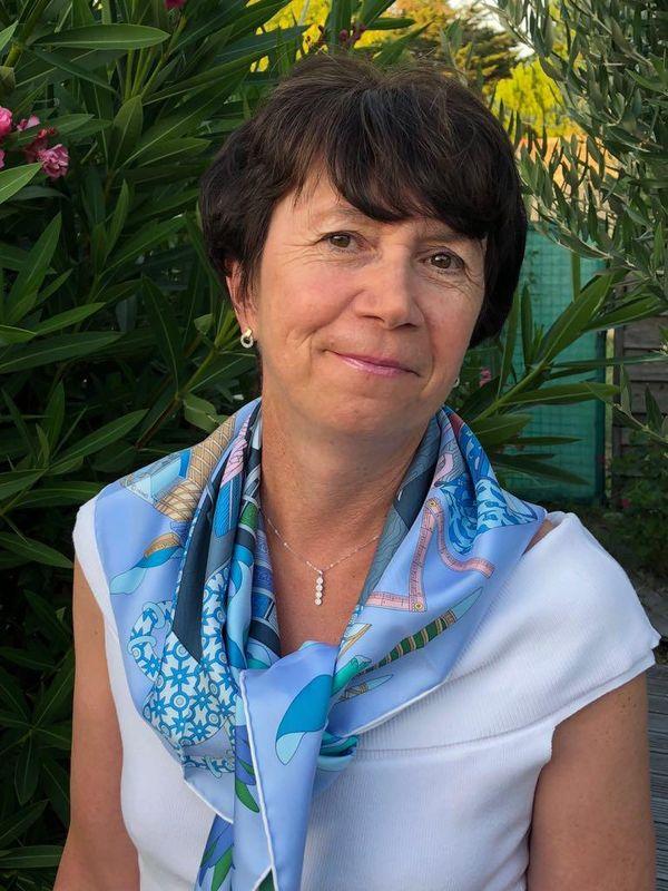Annie-Pierre Jonville-Baré, responsable du CRPV de Tours et présidente du réseau CRPV