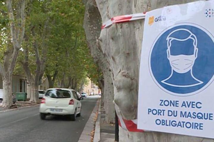 Grans (Bouches-du-Rhône) : le maire condamné pour son arrêté sur le masque obligatoire.