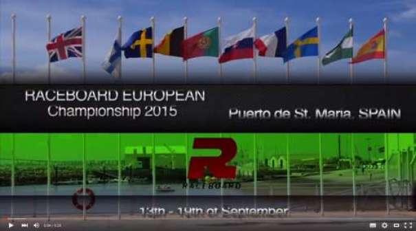 SVK1 PRODUCTION- Championnat d'Europe RACEBOARD 2015