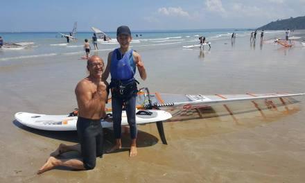 Interview : Pierre Gaubert ou la passion de la glisse … avec ou sans dérive.