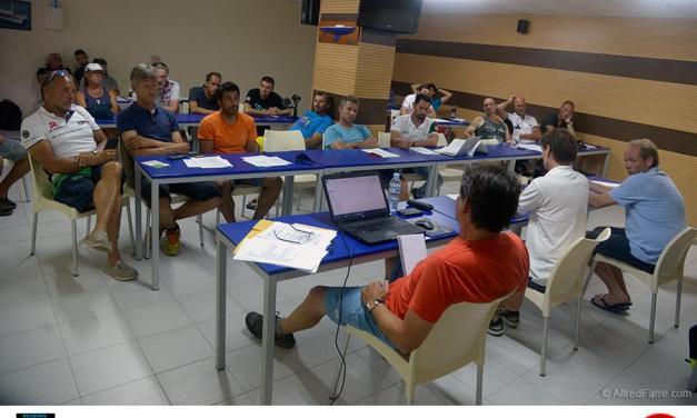 Assemblée générale de l'International Raceboard Class (IRC) – Evolutions