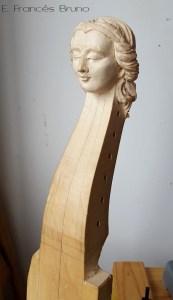 rose tenor viol head eduardo frances bruno luthier