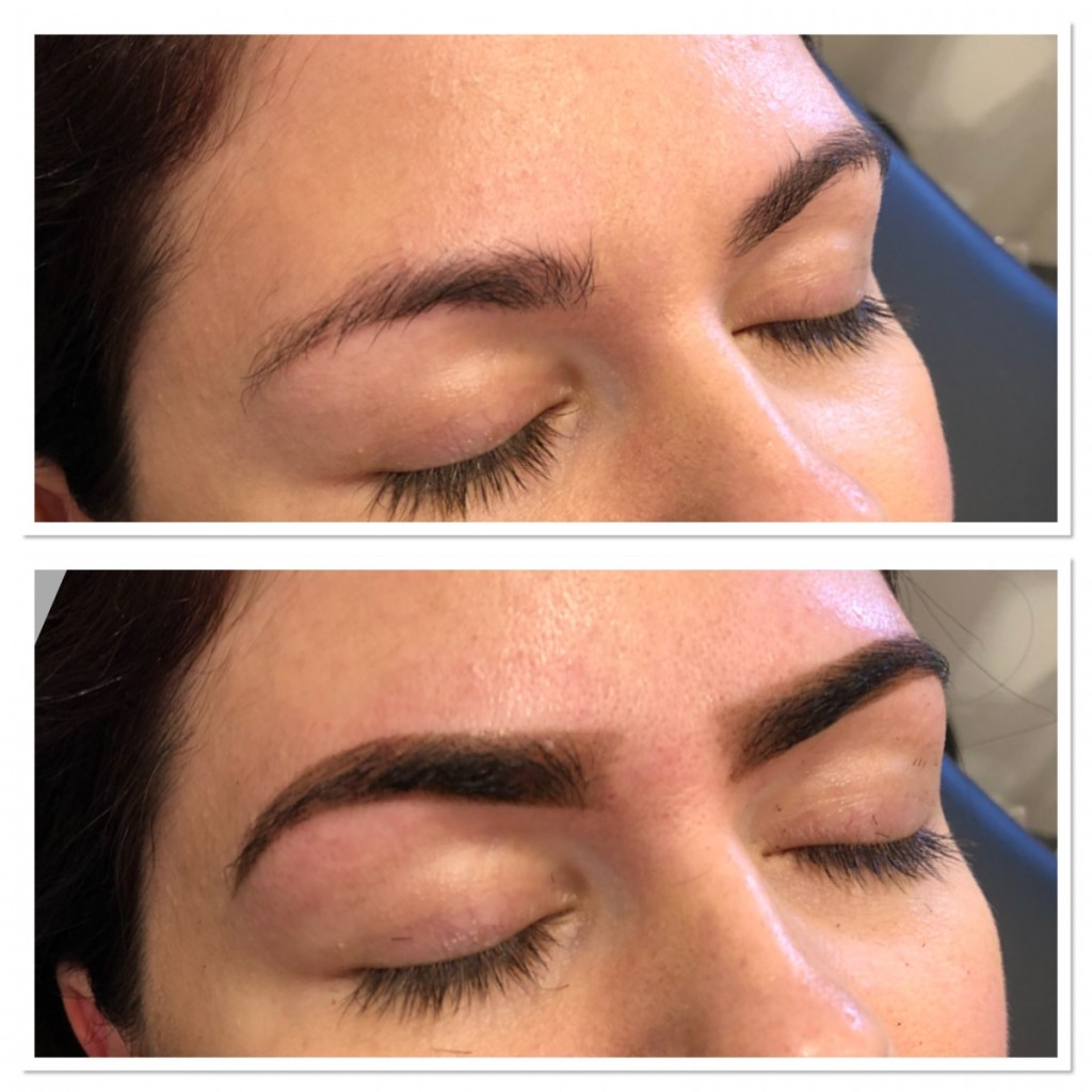 best eyebrow stylist perth