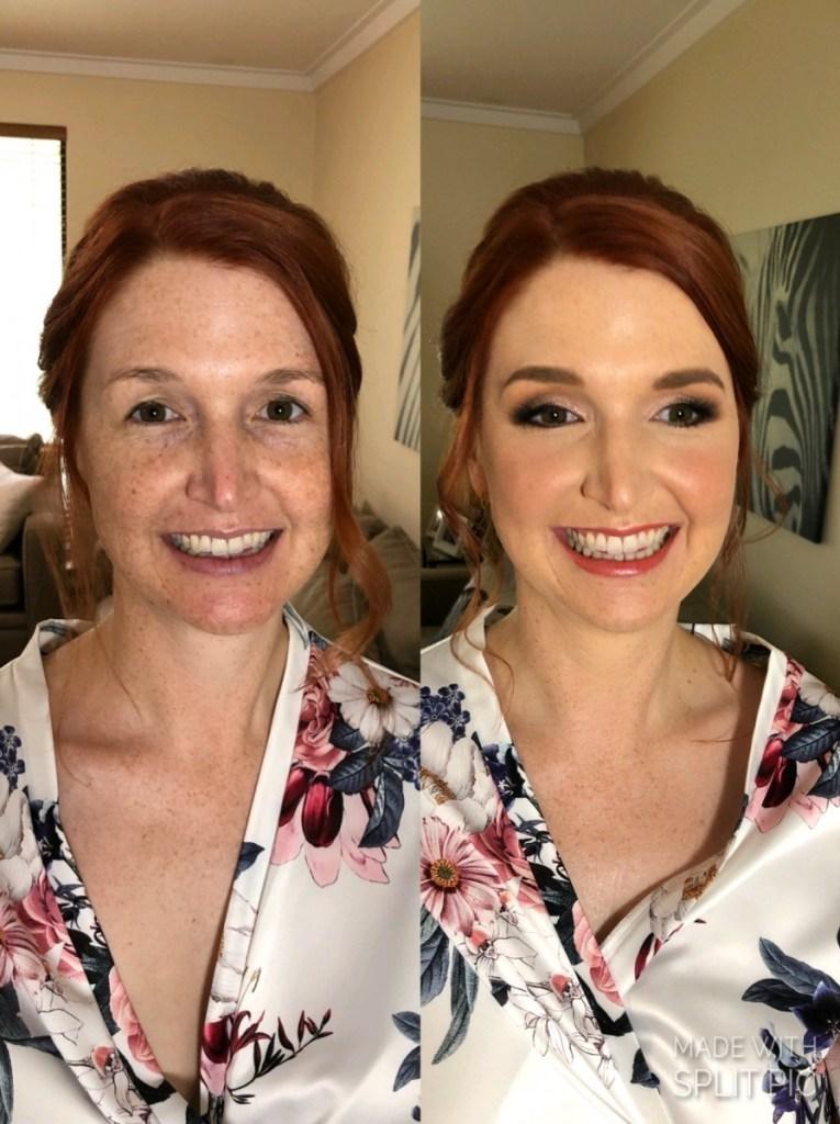 perth bridal makeup artist
