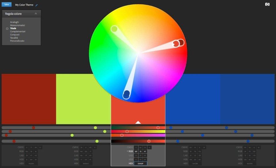 Adobe Kuler