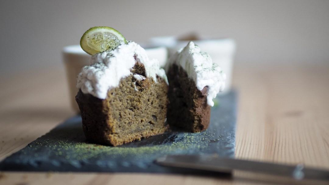 Avocado Matcha Muffin