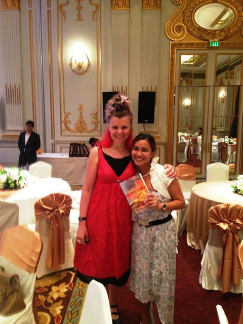 In the Grand Ballroom of the Mandarin Oriental Hotel, hosted by the Bangkok Metropolitan Administration