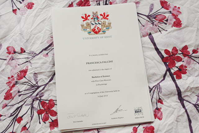 What to Take to University | Free Printable List; a first class honours degree in psychology from the University of Kent