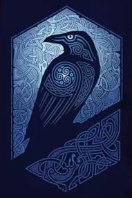 corvo sacro ad ODINO