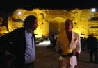 """Toni Servillo e Paolo Sorrentino sul set del film di Paolo Sorrentino, """"La grande bellezza"""" (foto di Gianni Fiorito)"""