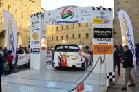Cobbe-Turco/Ford Focus WRC - Liburna Terra 2016