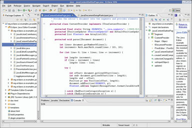 Eclipse: Integrated Development Environment (IDE)