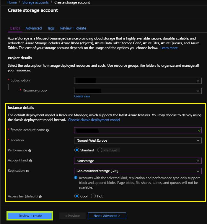 Microsoft Azure Storage - Francesco Molfese // Blog