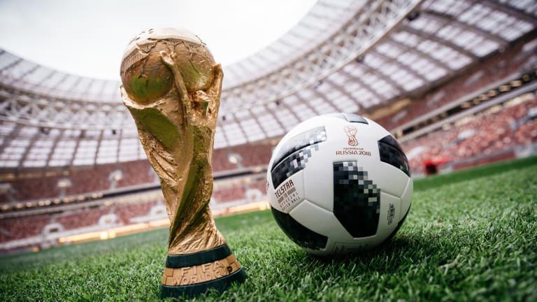 il pallone adidas dei mondiali