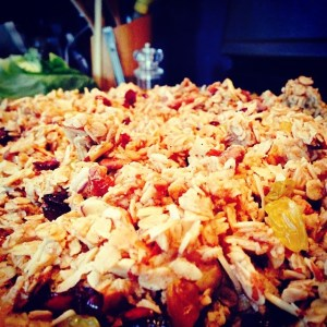Follow me on Instagram @francesmasterson for yummy whole food recipes and ideas.