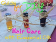 essential oils uses for hair care